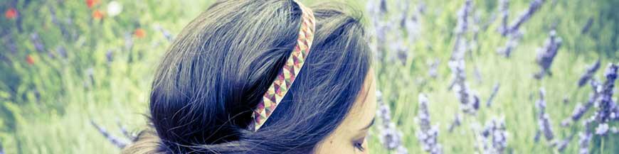 Bandeau de tête élastique