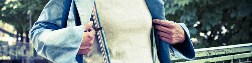 Bretelles pantalon femme