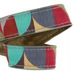Lanière mousqueton porte-clefs / Antivol sac Mosaïque