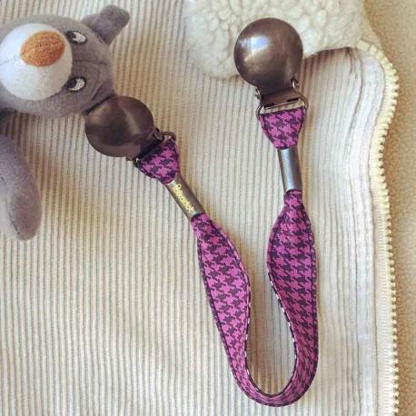 attache-doudou-pied-poule-violet