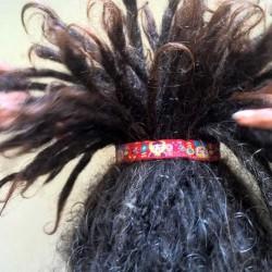 Chouchou cheveux Poupées russes