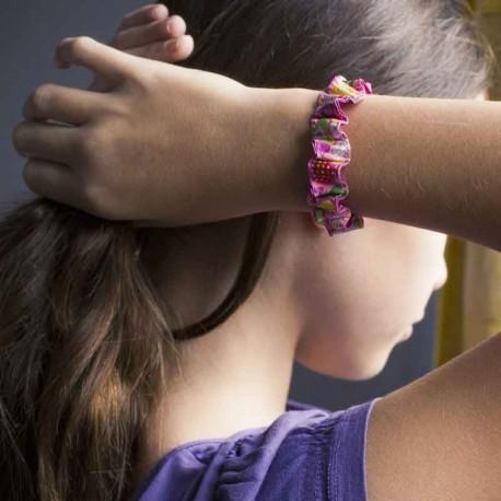 chouchou-cheveux-coeur-rose-bracelet