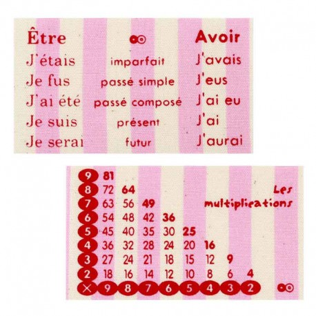 ecusson-thermocollant-multiplication-rayure-rose