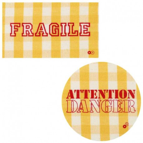 ecusson-thermocollant-fragile-vichy-orange