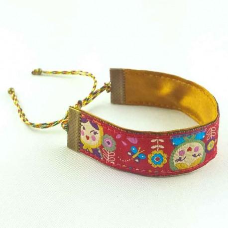 bracelet-ruban-poupee-russe