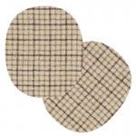Thermocollants Carreaux beige
