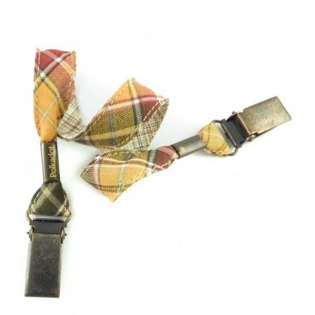 attache-serviette-adulte-ecossais-beige
