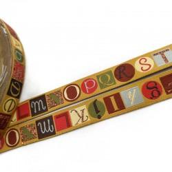 ruban-jacquard-alphabet-lurex