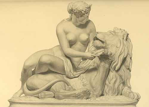 statue-lion-amoureux-guillaume-geefs